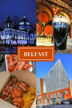 My Top 12 Things to See & Do, Eat & Drink in Belfast, Northern Ireland