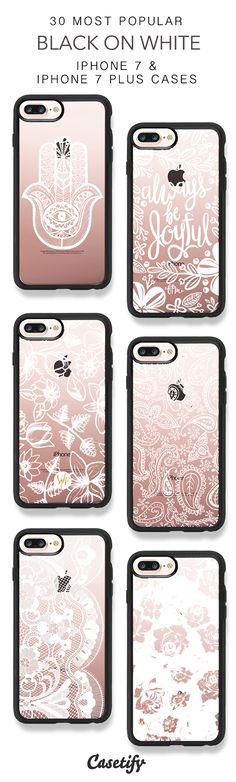 Iphone 7 Plus Rose, White Iphone 7 Case, Cute Phone Cases, Iphone 8 Cases, Casetify Iphone 7 Plus, Phone Accesories, Accessoires Iphone, Coque Iphone, Ipad Case