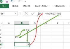 Excel's odd but useful Indirect function with video examples