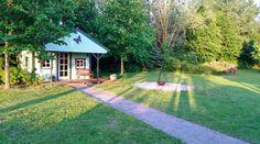 Bijzondere accommodaties op de West Side Ranch - bij Hoogeveen. Bijzondere overnachtingen in Nederland - Bijzondere-Overnachting.nl