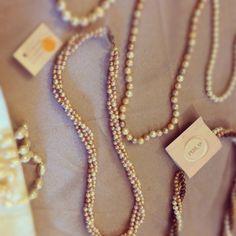 Perlas. Perolas.