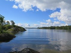 Suomi - Finland - Lake Homeland, Finland, River, Mountains, Nature, Outdoor, Outdoors, Naturaleza, Nature Illustration