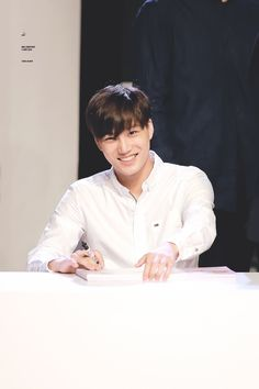 Kai, I'm soft for this baby..