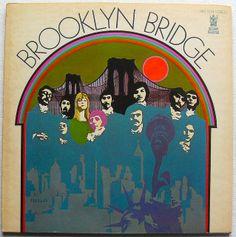 1960s BROOKLYN BRIDGE LP