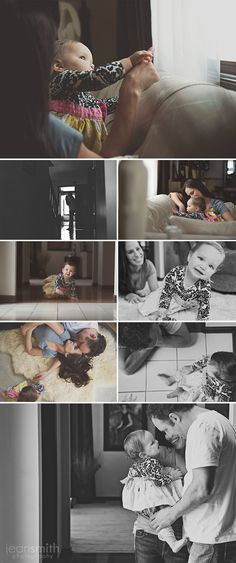 Documentary Inspired | Lifestyle Photography | Real Moments | Raw Emotion | Day in the Life | In-Home Session