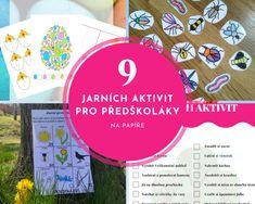 5 jarních aktivit s hmyzem - Kuncicka.cz Activities For Kids, Blog, Children Activities, Blogging, Kid Activities, Petite Section, Kid Crafts