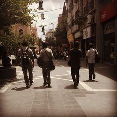 Peatonales Córdoba