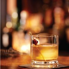Rae and Jerry's Old Fashioned - Recipes