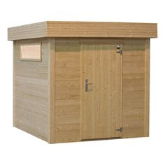 Abris de jardin on pinterest rabbit cages baby cradles and sheds - Abri de jardin en bois naterial tepsa ...