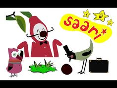 Saari - Musical Cartoons For Kids - YouTube
