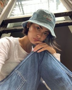 Best Pretty Part 9 Outfits With Hats, Mode Outfits, Trendy Outfits, Fashion Outfits, Party Fashion, Fall Outfits, Fashion Shoes, Fashion Jewelry, Estilo Beatnik