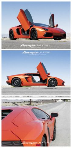 Las Vegas or bust! Check out this Vegas inspired Aventador #autoawesome
