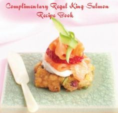 Free Regal King Salmon Recipe Book