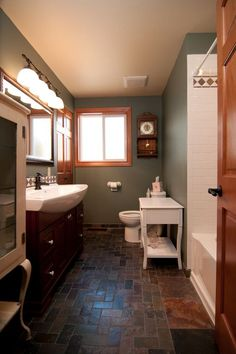bathroom remodel by renewal remodels and additions