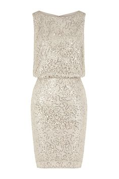 Wedding Dresses: Short & Stunning - Coast I see this as a reception dress or maybe for a second-marriage.