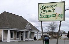 Somerset Creamery - Route 6, Somerset, MA. Best local ice cream