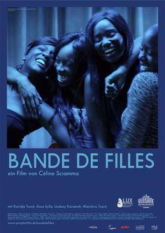 """Quand j'étais dans la bande. """"BANDE DE FILLES"""" de Céline Sciamma."""