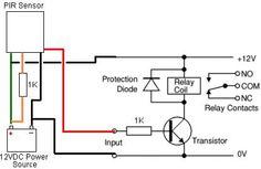 #PIRCircuit   #ElectricalCircuit   #ElectronicCircuit   #EngineeringStudent.