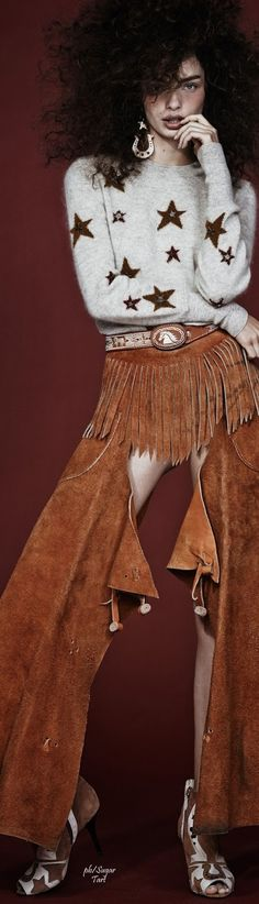 TatiTati Style  ➳➳➳ Luma Grothe by Nicole Heiniger for Pulp #9