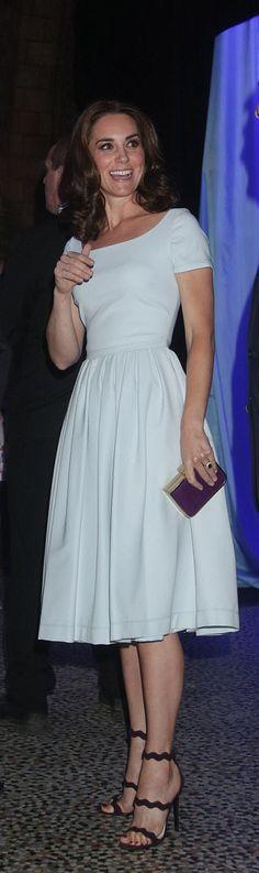Kate Middleton in Thornton Bregazzi