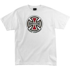 Independent Truck Co. White t-shirt - new at Warehouse Skateboards! #WHSkate