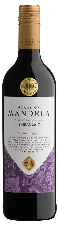 House Of Mandela Shiraz Thembu Tribute from South Africa. A vibrant and vejvety red wine with fragrant red berries and crushed pepper spice meet succulent plum on the palate m. Pepper Spice, Wine House, Chenin Blanc, Strong Family, Beautiful Baby Girl, Family Values, In Vino Veritas, Creating A Brand, Red Berries