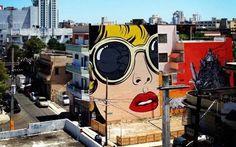 D*Face Mural- Santurce, Puerto Rico