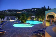 Grand Hotel Aminta, Sorrento, Udendørs pool