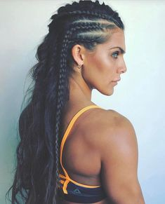 Its that funky thing. Wedding Hairstyle Images, Wedding Hairstyles, Indian Hairstyles, Messy Hairstyles, Front Elevation Designs, Cornrows, Box Braids, Bridal Makeup, Hair Inspo