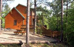 Hickory Hideaway | Cabin Rentals at Broken Bow Lake & Beavers Bend