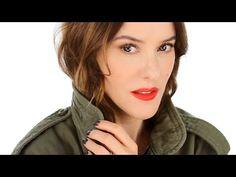 Lisa Eldridge: Quick Modern Glam Makeup Tutorial - YouTube