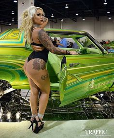 Seems Sexy lowrider girl drawings are absolutely
