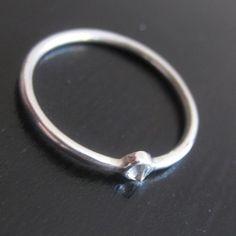 reverse diamond - pointy.