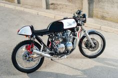 honda cl450 cafe racer - Google Search