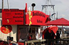 Backfisch Udo Warnemünde am Alten Strom