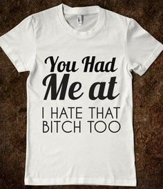 I think i need this shirt. I think some of my other friends need this too. Sassy Shirts, Funny Shirts, T Shirts For Women, Bff Shirts, Best Friend Shirts, Friends Shirts, Best Friend Outfits, Sarcastic Shirts, Bestest Friend