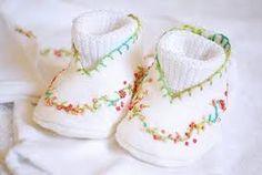 Resultado de imagen para zapatos bordados