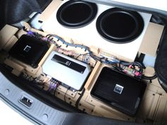 Simplicity In Sound: Another G35 Coupe Install to Top Off 2010! - G35Driver