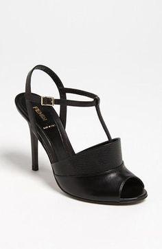 Fendi #shoes #heels #pumps #sandals anemone t strap