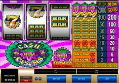Klassischer Spielautomat von Microgaming Cash Clams! Kostenloses Spiel und Vergnügen ist so einfach!