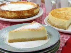 Cheesecake de limão siciliano   Cozinha Caseira   Receitas    Bemsimples.com