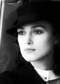 Keira Knightley in 'Atonement', 2007.