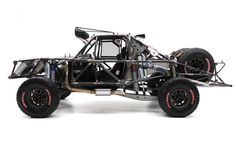 Camburg Kinetik Trophy Truck a Perfect template for a RC Trophy Truck chassis