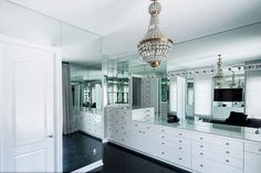 Glam Room - Kylie Jenner Just Listed Her $3.9 Million Mansion - Photos