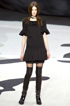 Chanel Fall 2013 RTW - Runway Photos - Fashion Week - Runway, Fashion Shows and Collections - Vogue