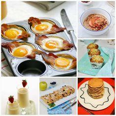 Tour recetas: desayunos de fin de semana