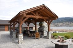 Discover Timber Frame Homes BC Families Adore