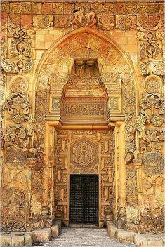 Divriği Great Mosque and Hospital,SIVAS,TURKEY ...