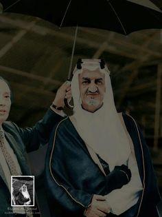 https://flic.kr/p/TekkyX | الملك فيصل بن عبدالعزيز آل سعود | King Faisal bin Abdulaziz Al Saud  ..................................................................................................... This image is in fact black and white and rare pictures Colors, it's clear in the image of my design