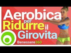 Aerobica per Ridurre il Girovita e Dimagrire la Pancia - 15 Minuti - YouTube